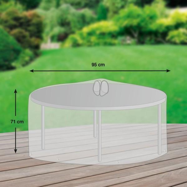 Schutzhülle für Tische rund