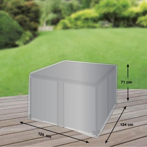 Premium Schutzhülle für Sitz-/Loungegruppe quadratisch