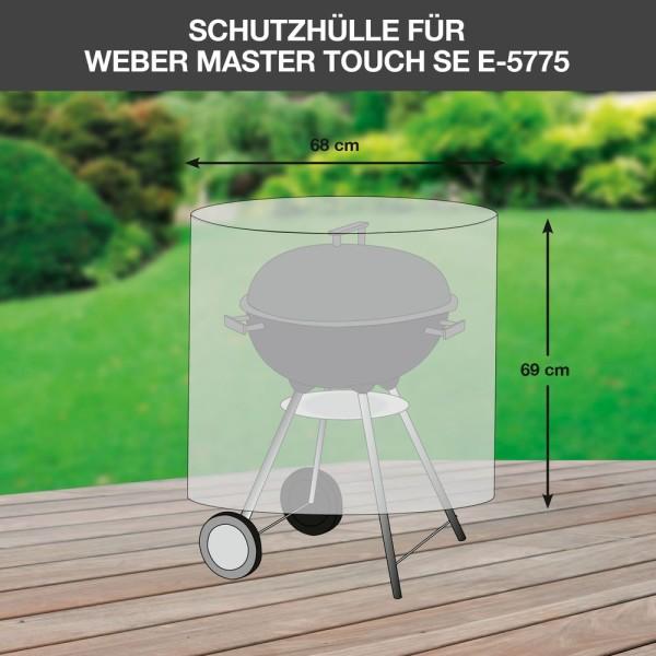 Abdeckhaube / Schutzhülle für Weber Grill
